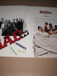 Go to MAD TV Press Kit w/ Original Envelope • USA