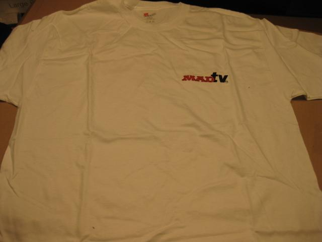 'MAD TV' Show -  MAD TV Cast & Crew - White Version • USA