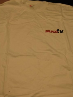 Go to T-Shirt MAD TV Cast & Crew - White Version • USA