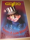 Image of The Grateful Dead Display Poster (Jerry Garcia as AEN Version)