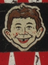 "Image of ""Lord Sega"" Slot Machine Door w/ Alfred E. Neuman On Glass"