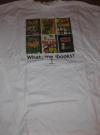 Image of What, Me IBooks Promotional T-Shirt