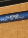 MAD Magazine Personalized Pen w/ Original Box (USA) Manufactor: E.C. Publications Publication Date: 1992