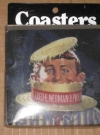 Alfred E. Neuman Rubber Coasters (USA) Manufactor: XPRES Corporation Publication Date: 1995