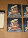 Image of Alfred E. Neuman Rubber Coasters