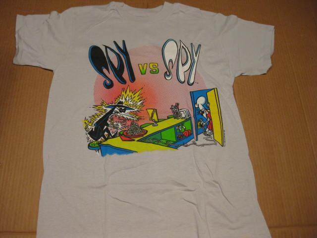 T-Shirt Spy vs. Spy - Sun Sportswear • USA