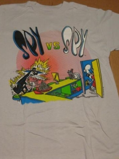 Go to T-Shirt Spy vs. Spy - Sun Sportswear • USA