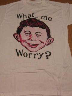 T-Shirt Alfred E. Neuman • Canada