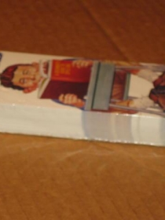 Sealed Package Of Alfred E. Neuman Bookmarks • USA