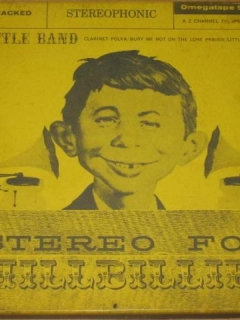 Go to Stereo For Hillbillies Reel-To-Reel Tape • USA