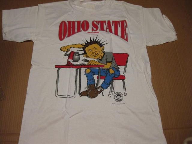 T-Shirt Alfred E. Neuman / Ohio State • USA