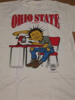 Go to T-Shirt Alfred E. Neuman / Ohio State • USA