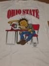 Alfred E. Neuman / Ohio State T-Shirt (USA) Manufactor: Trau & Loevner Publication Date: 1994