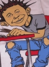 Image of Alfred E. Neuman / Ohio State T-Shirt