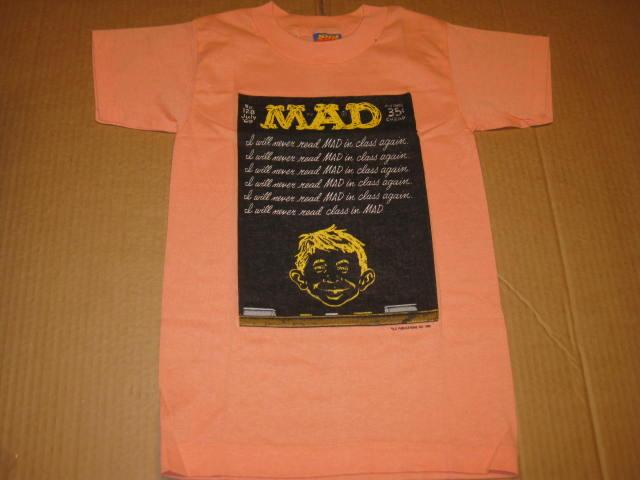 """T-Shirt """"I Will Never Read MAD In Class Again"""" • USA"""