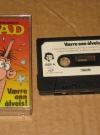 MAD Magazine Music Cassette Tape (Norway) Manufactor: Semic / Nordisk Forlag / AS Publication Date: 1984