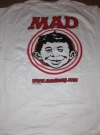 Image of T-Shirt MADMAG.COM Promotional