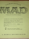 Completely MAD Trade Paperback - Uncorrected Advance Proof (USA) Publication Date: 1991