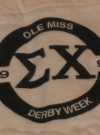 """Image of Sigma Chi Fraternity """"Derby Week"""" T-Shirt"""