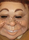 Latex Head Mask Alfred E. Neuman (USA) Manufactor: Cesar Publication Date: 1981