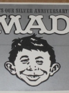 Image of Sticker Alfred E. Neuman - 25th Anniversary