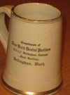 Image of Alfred E. Neuman Ceramic Mug - It Didn't Hurt A Bit