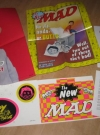 "The ""NEW"" MAD Promotional Store Display Kit Posters, Mobile, Letter  (USA) Manufactor: E.C. Publications Publication Date: 1997"