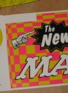 """Image of The """"NEW"""" MAD Promotional Store Display Kit Posters, Mobile, Letter"""