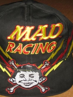 Baseball Cap / Hat MAD Racing Team - Dale Creasy Jr.  • USA