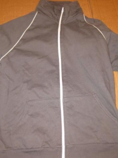 Go to MAD TV Promotional Cloth Zippered Jacket • USA
