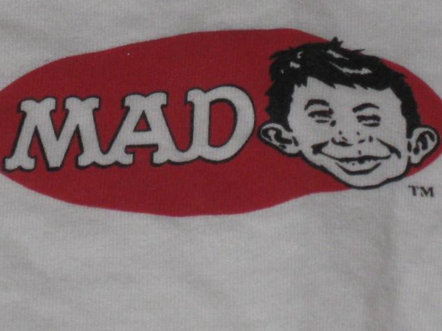 T-Shirt MADMAG.COM Promotional • USA