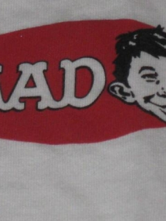 Go to MADMAG.COM Promotional T-Shirt