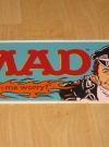 MAD Magazine Coffee Mug Decal