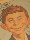 Image of Alfred E Neuman Color Picture Signed By The Usual Gang Of Idiots