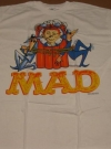 T-Shirt Spy vs. Spy 1992 Stanley DeSantis (USA) Manufactor: Stanley DeSantis Publication Date: 1992