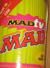 Image of MAD TV Emmy Consideration VHS Video Tape w/ Snake In A Can Storage
