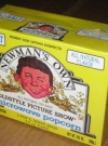 Image of Sealed Newman's Own Popcorn Box w/ Alfred E. Neuman