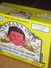 Sealed Newman's Own Popcorn Box w/ Alfred E. Neuman (USA)