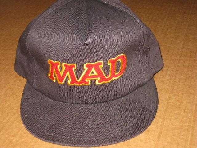 Baseball Cap / Hat Subscription Premium MAD Magazine • USA