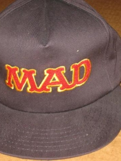 Go to MAD Magazine Baseball Cap / Hat Subscription Premium