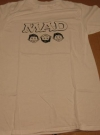 Image of T-Shirt MAD Magazine Office Premium - Three Faces Of MAD
