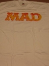 Image of T-Shirt MAD Logo 1992 Stanley DeSantis