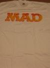 T-Shirt MAD Logo 1992 Stanley DeSantis (USA) Manufactor: Stanley DeSantis Publication Date: 1992