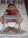 Alfred E. Neuman Wall Poster - American Library Association (USA) Manufactor: American Library Association Publication Date: 2002