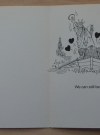 Image of Don Martin Greeting Card - Though wer're different - Inside