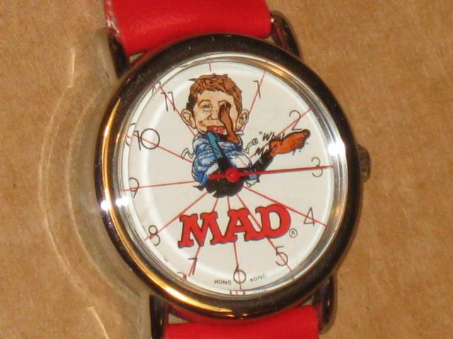 Wristwatch - Concepts Plus (Red Version) • USA