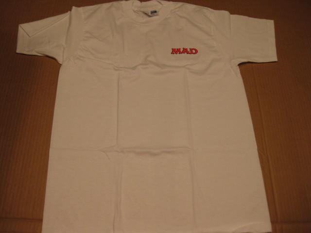T-Shirt MAD Magazine Office Premium • USA