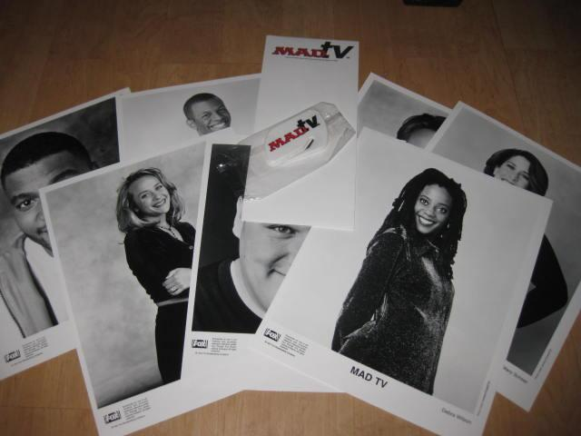 'MAD TV' Show -  Cast Photos - Envelope - Letter Opener • USA