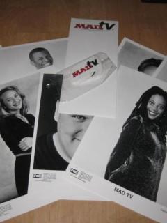 MAD TV Cast Photos - Envelope - Letter Opener • USA