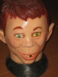 Alfred E. Neuman Life-size Rubber Mask